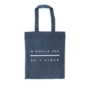 NATURAL ECO-BAG (차콜)